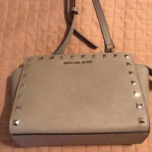 Brand New Tan Leather Bag